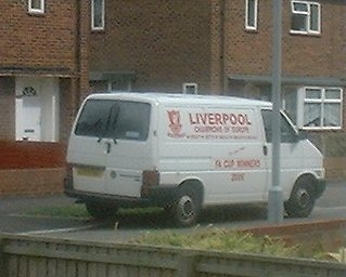 Liverpool Van
