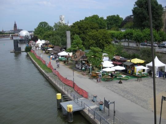 Fanmeile Frankfurt