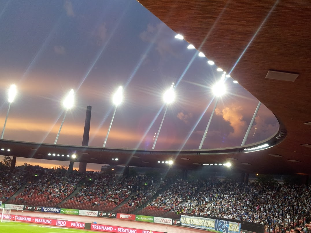 Hardturmstadion