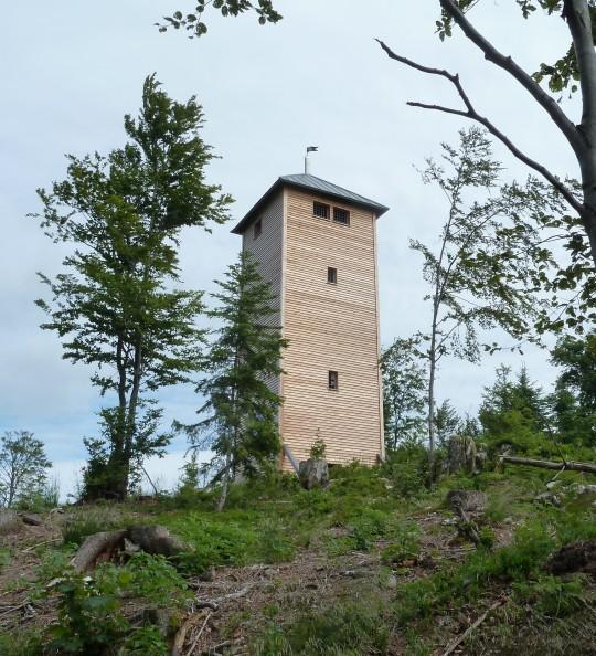 Der Lehenkopfturm. Mehr Infos beim Klick auf das Bild.