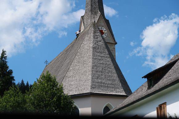Kirche in Gosau.